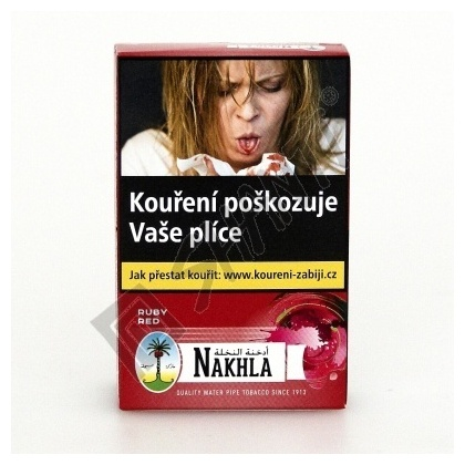 Tabák Nakhla Double Red 50 g - Višeň