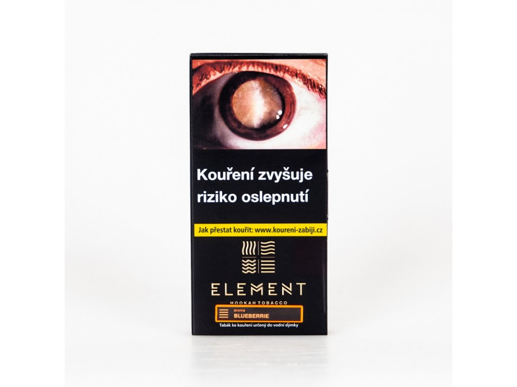 Tabák Element Earth Blueberrie 40 g